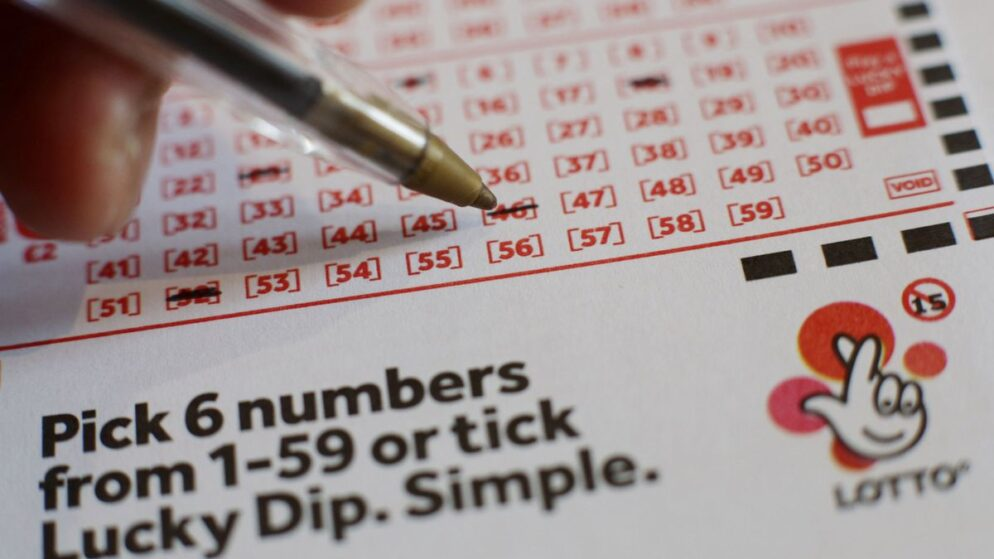 8 Ways to Pick Your National Lottery Numbers