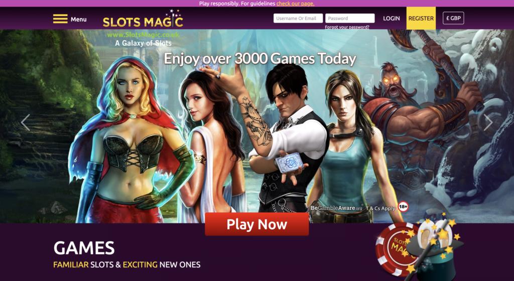Slots Magic - Over 3000 Slot Games