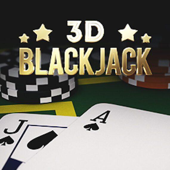 3D Blackjack