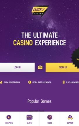 Lucky Casino Player Nets €14.2 Million Jackpot