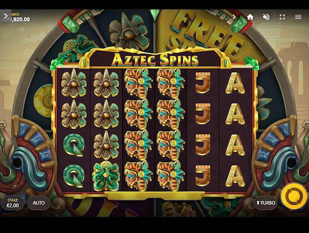 Aztec Slots - Aztec Spins Slot Game