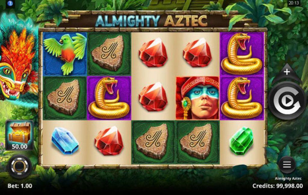 Aztec Slots - Almighty Aztec