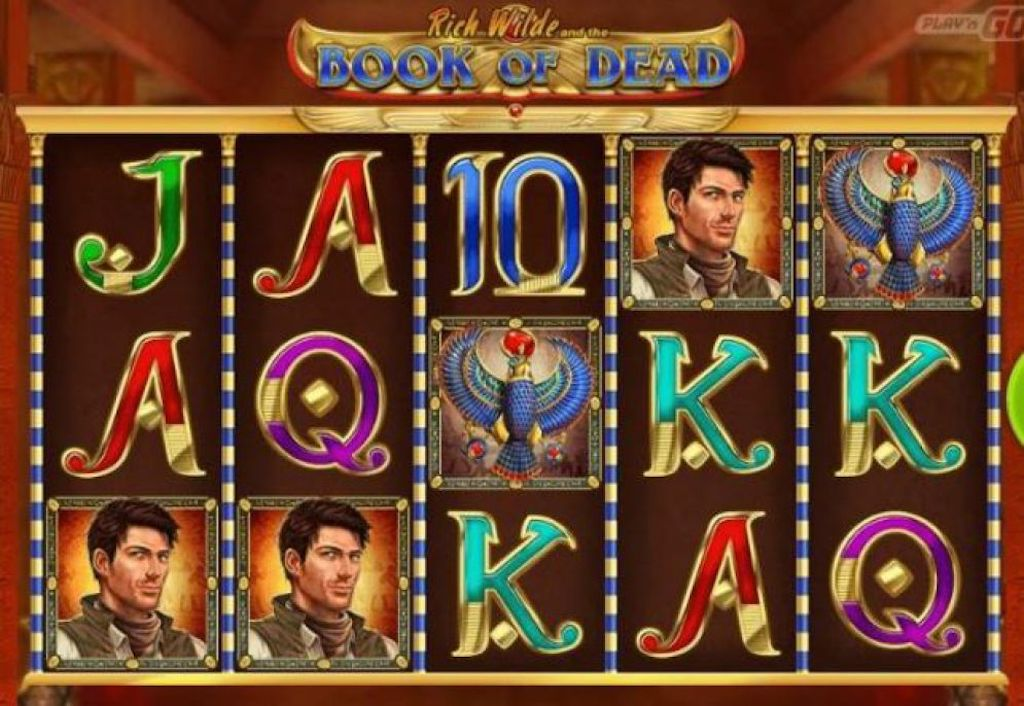 Pharaoh slots - rich wilde and the book of dead