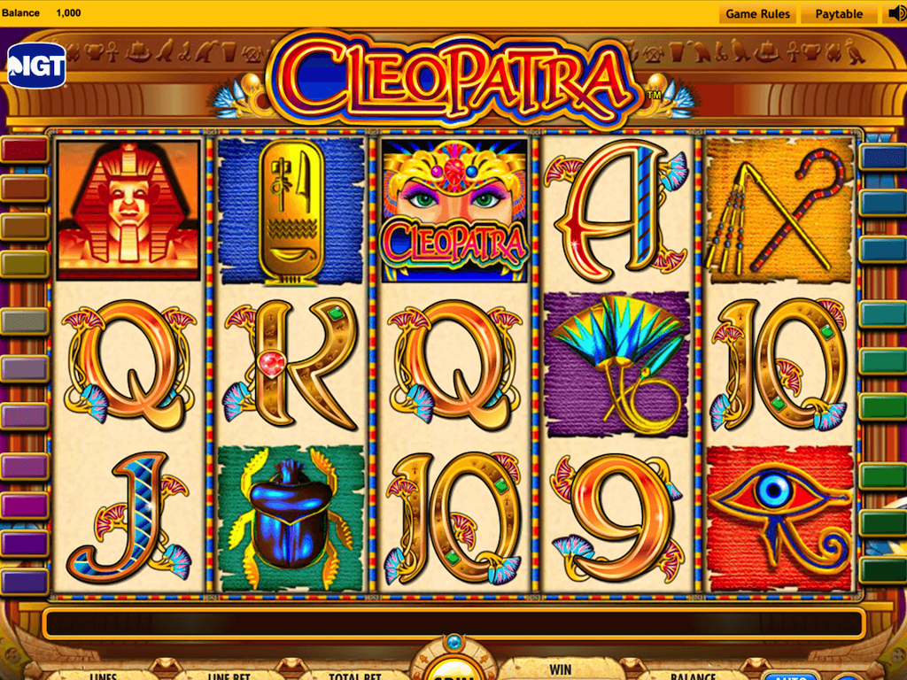 Pharaohs of Egypt Slots