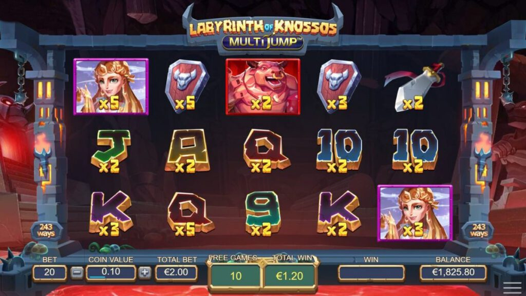 Labyrinth of Knossos Review