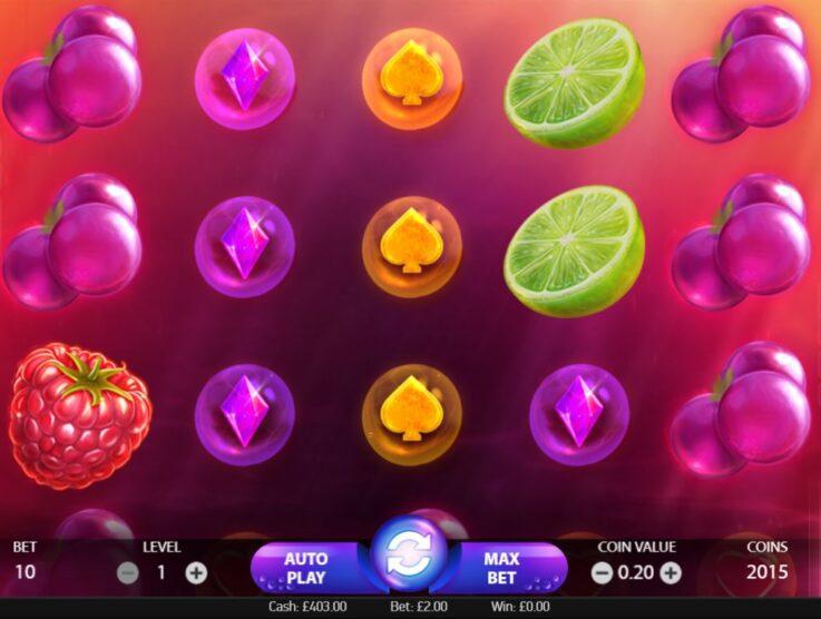 Juicy Fruit Slots