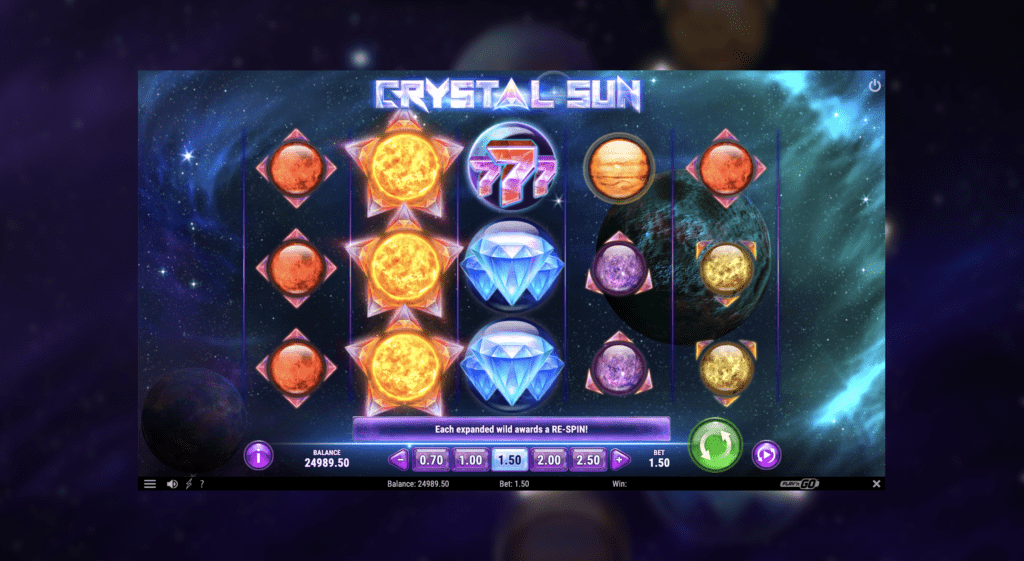 Crystal Sun Review
